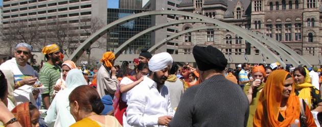 India or… Toronto?