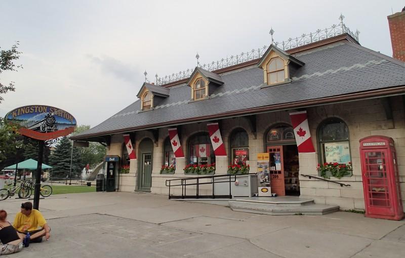 Tourist Office, Kingston