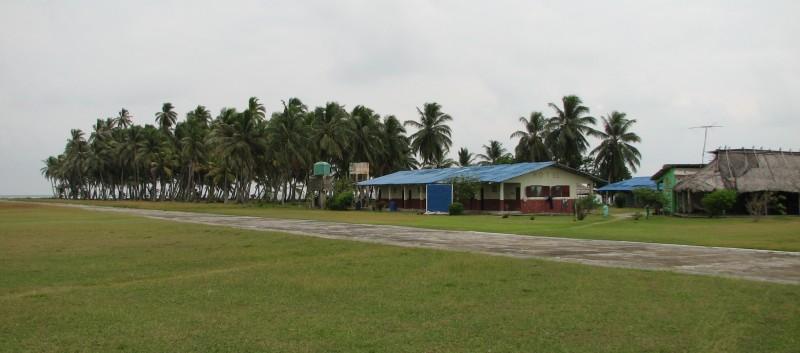 El Porvenir landing strip