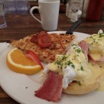 Brunch at Jam Cafe, Victoria BC