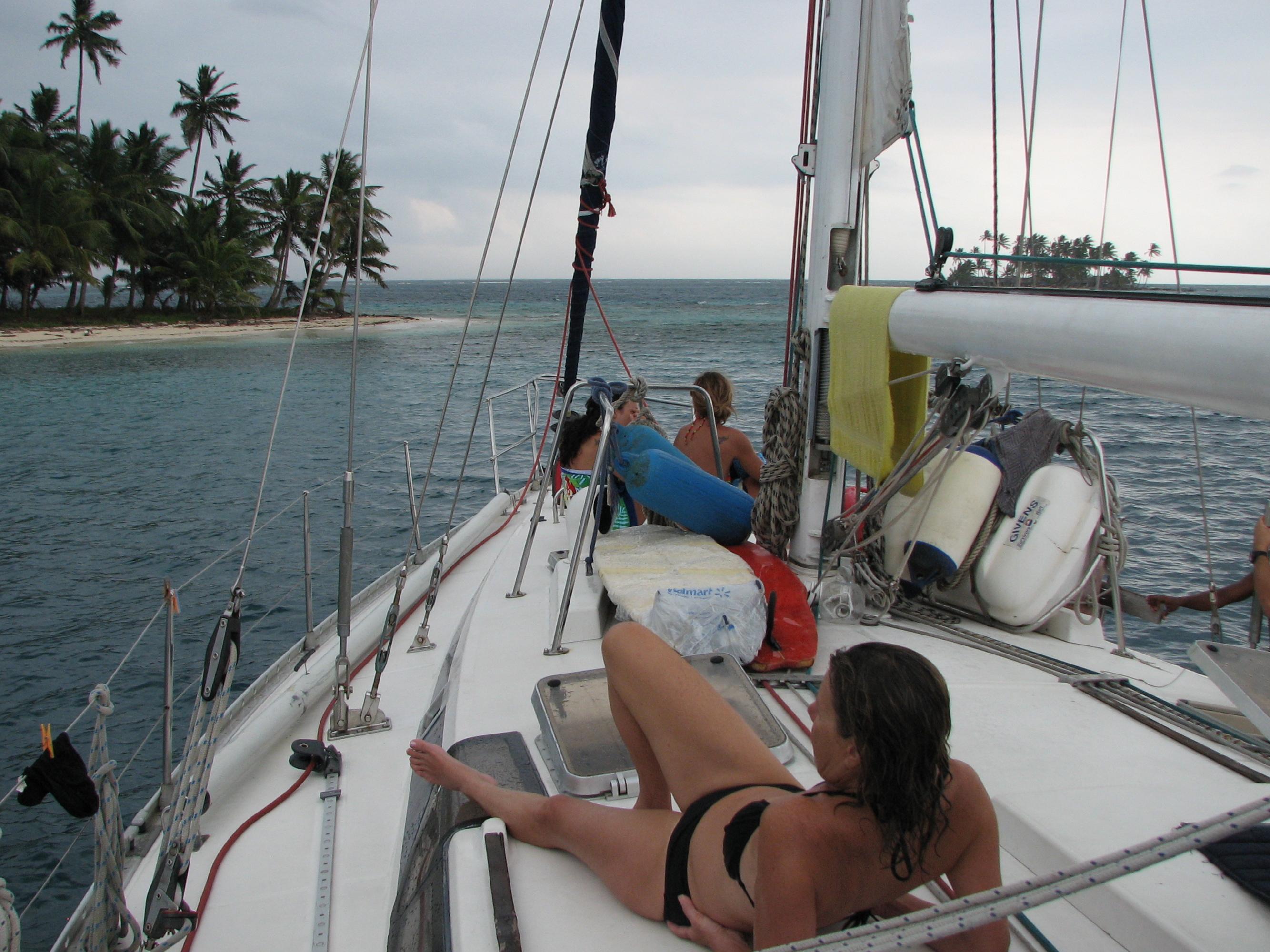 Cruising the San Blas Islands, Panama