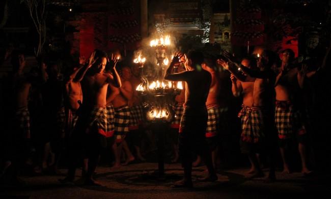 Kecak Dance (Ubud Bali)