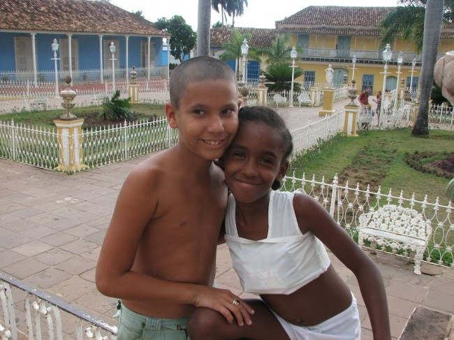 These two are actually from Cuba