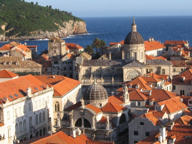Dubrovnik, Croatia (destinations for solo travel)