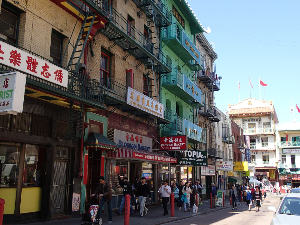 A Walking Tour Of San Francisco S Chinatown Big Travel Nut