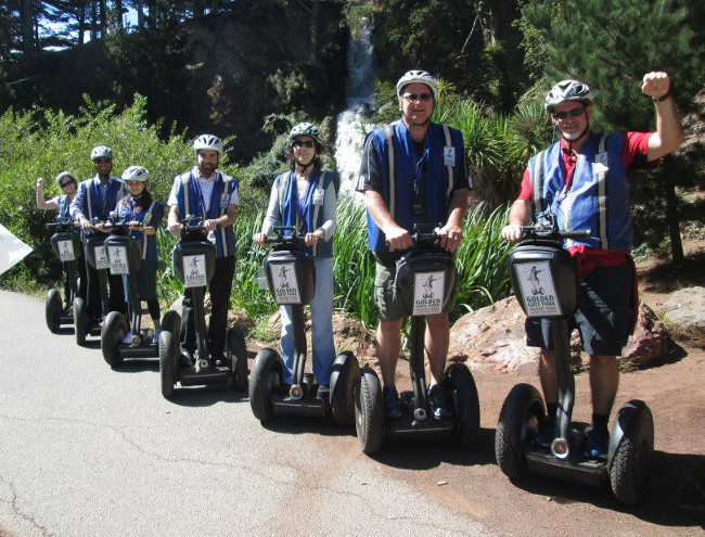 Our segway group