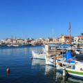 Aegina Town waterfront