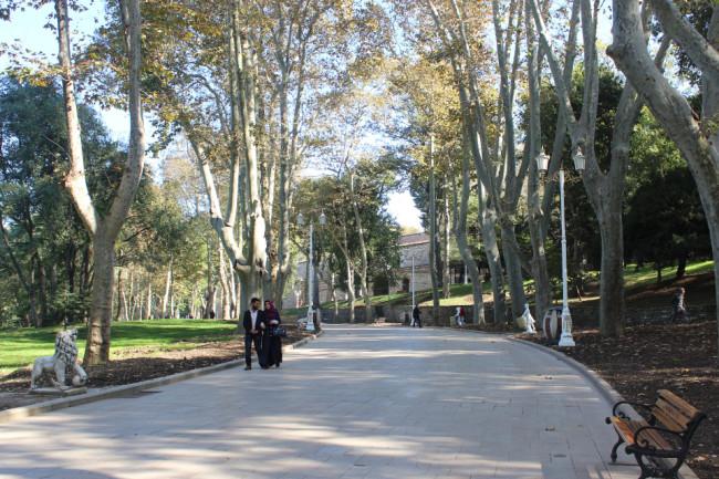 Gülhane Park (Sultanahmet, Istanbul)