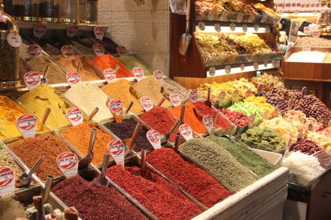 Spice market (Sultanahmet, Istanbul)