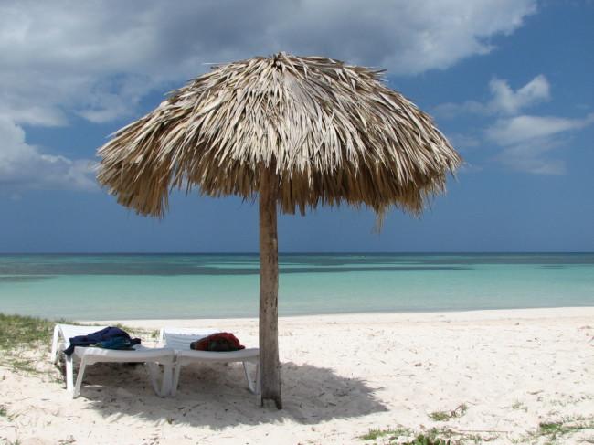 Cayo Jutian beach (Cuba)