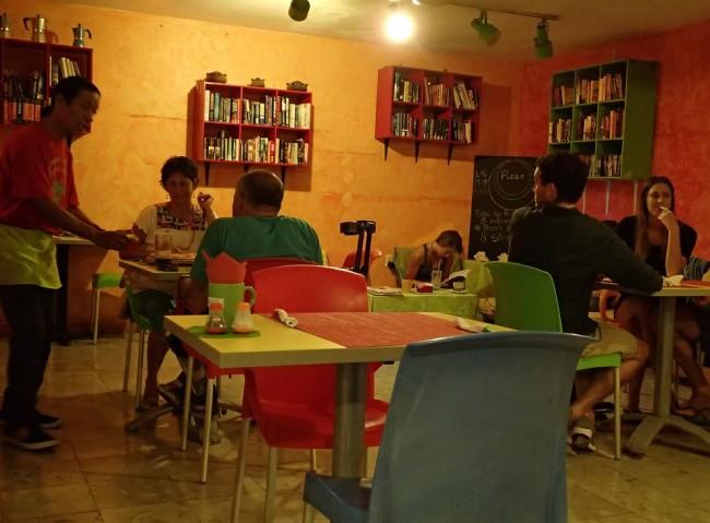 Colourful Caffe Italia (Isla Mujeres)