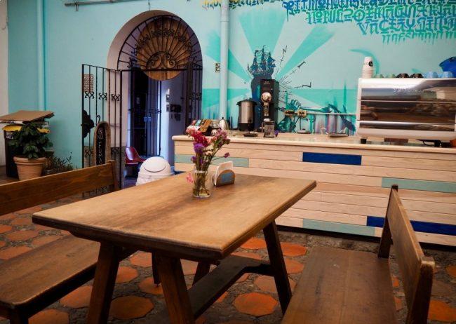 Cafebre, Oaxaca (best coffee in Oaxaca)