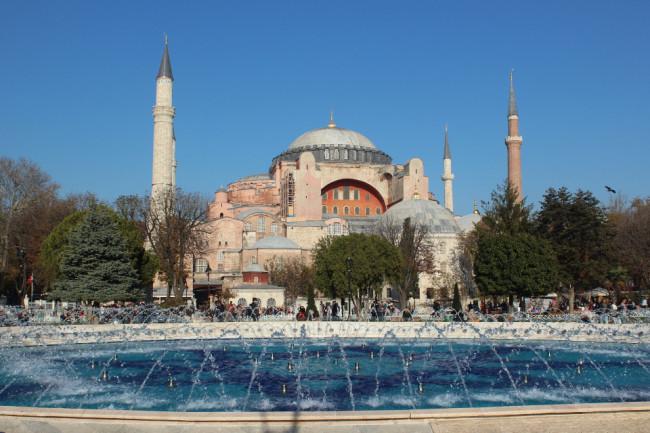 Aya Sofia, Istanbul (Turkey)