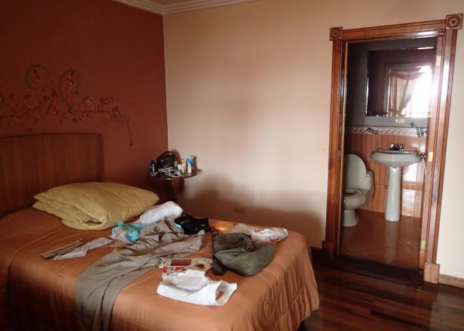 Room in Cuenca, Ecuador