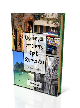 Organize your own trips to Southeast Asia e-book