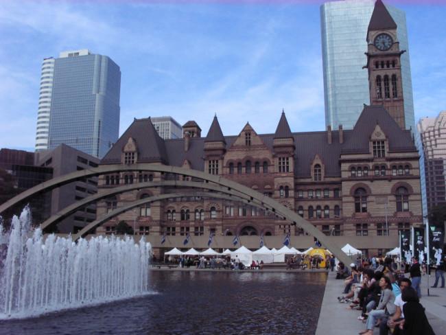 Nathan Philip Square (Toronto)