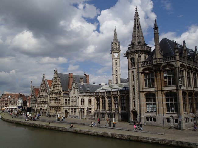 Ghent, Belgium (saving money on sightseeing)