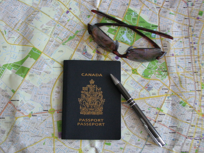 check that your passport is up to date