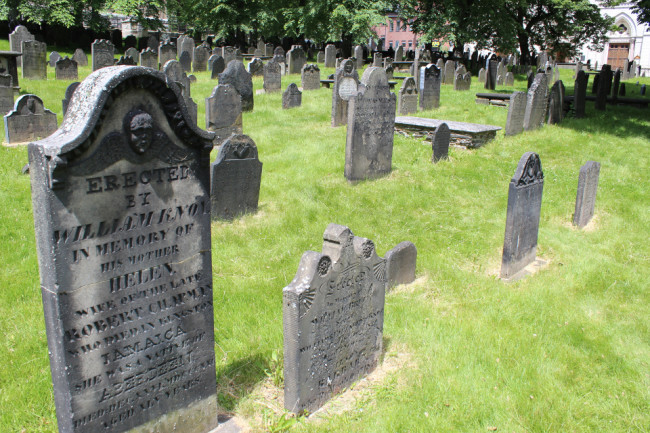 Old Burial Ground, Halifax