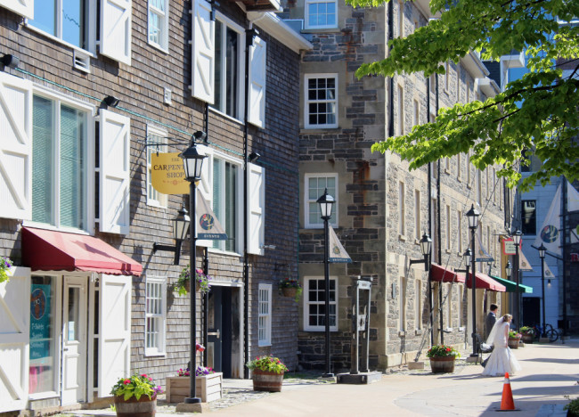Historic Properties, Halifax