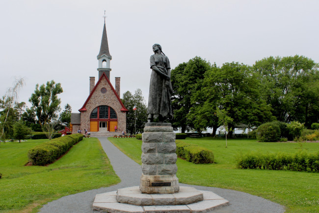 Memorial Church, Grand Pré