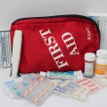 Put together a medical kit with all the meds you may need