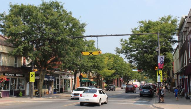 Picton's Main street