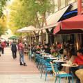 Pedestrian street, Athens