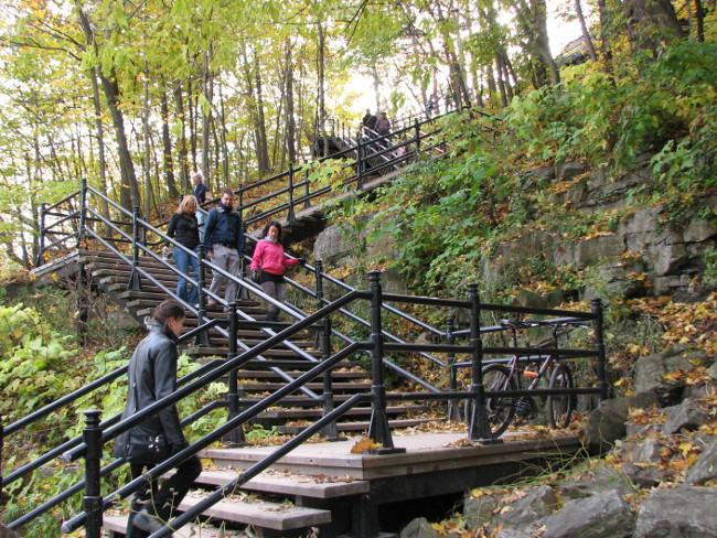Grand Escalier, Montreal