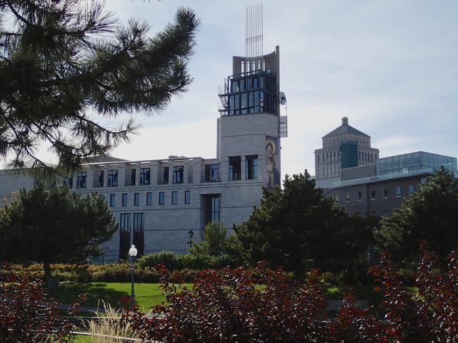 Pointe-à-Callière Museum, Montreal