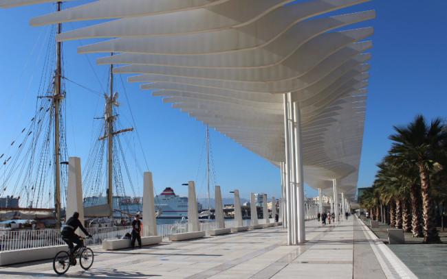 Waterfront, Málaga