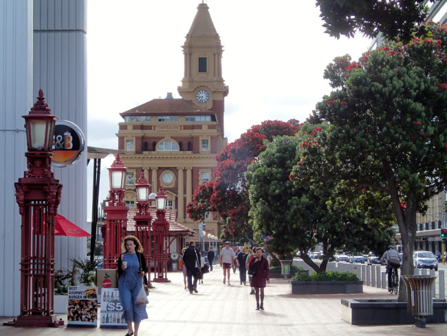 Quay Street (Auckland, New Zealand)