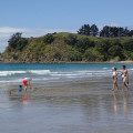 Palm Beach, Waiheke, New Zealand