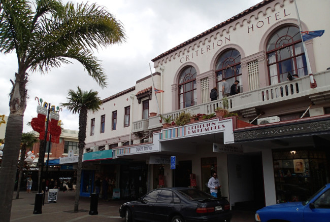 Art Deco architecture (Napier, New Zealand)