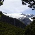 First close-up peek at the Rob Roy glacier