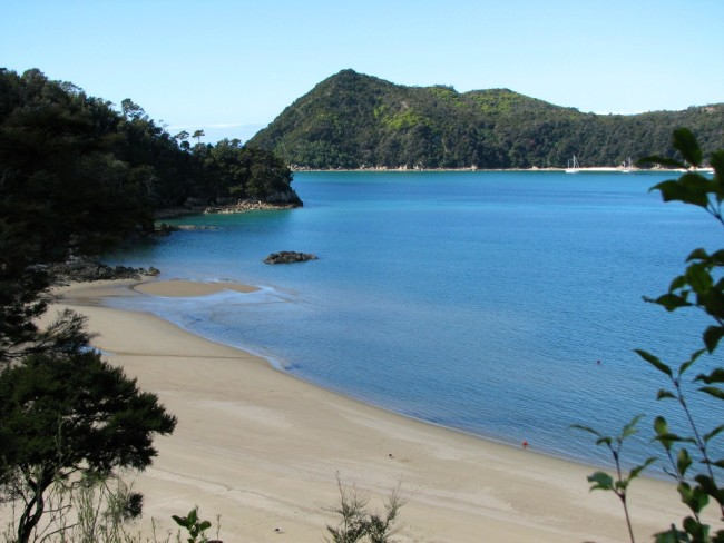 Abel Tasman National Park (New Zealand)