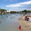 Beach at Southbank Parklands (Brisbane)