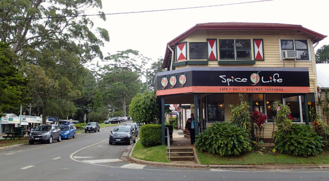 Spice of Life Cafe - a favourite (Tamborine Mountain)
