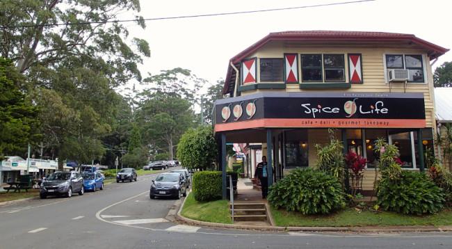 Spice of Life Cafe - a favourite (Tamborine Mountain)