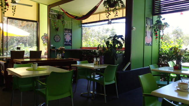 Tillers Cafe and Pantry, Point Lookout (North Stradbroke Island)