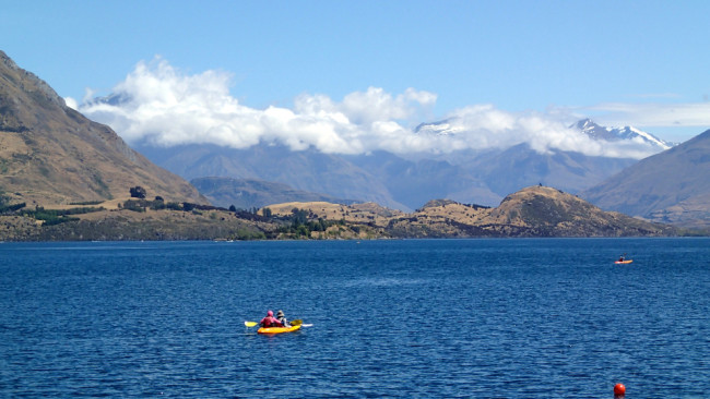 Lake Wanaka (New Zealand)