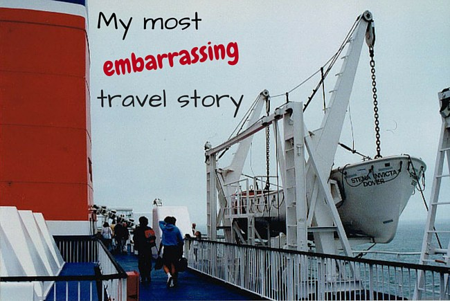 My most embarrassing travel story
