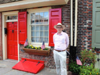 Context Travel guide in historic Philadelphia
