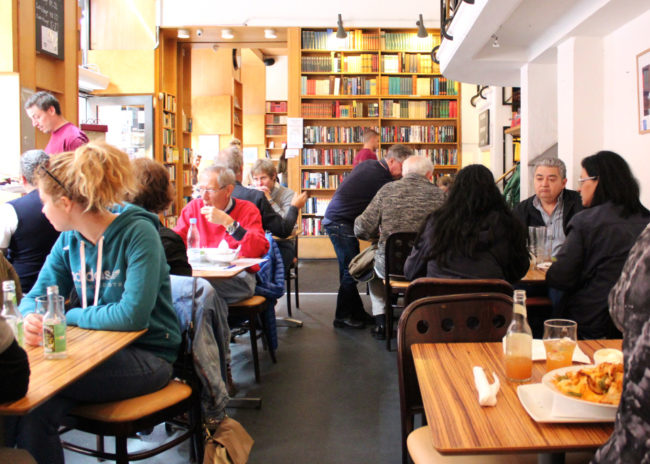 Paludan Bogcafe, Copenhagen
