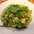 Tagliatelle with chicken from Paludan Bogcafe (Cheap places to eat in Copenhagen)