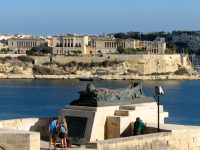 Valletta's waterfront