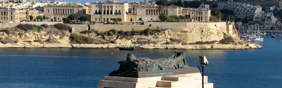 Valletta's waterfront