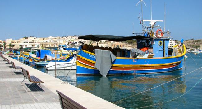 Marsaxlokk (Malta in photos)