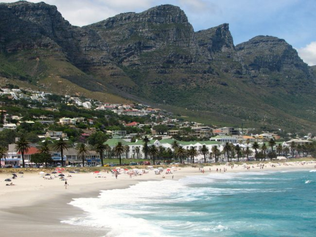 Beaches of Cape Town, South Africa (great winter destinations)
