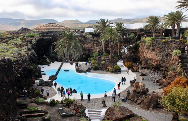 Jameos del Agua (Lanzarote away from the resorts)